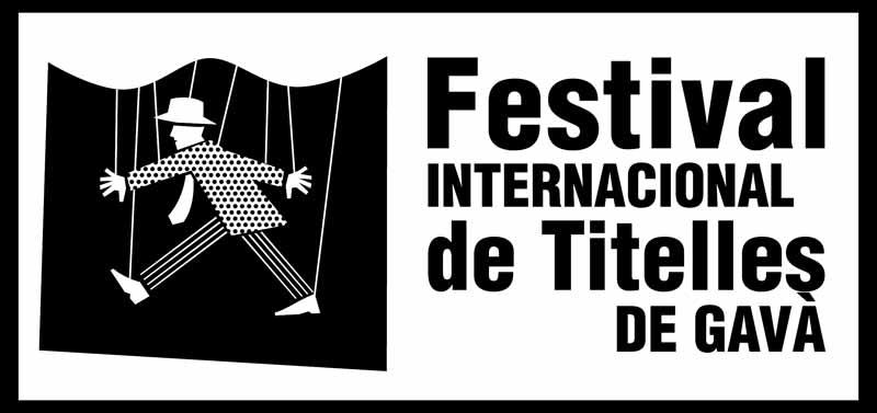 Logo Festival Internacional de Titelles de Gavà